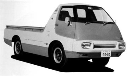 1973 Nissan EV Truck Concept