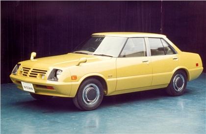 1975 Nissan GR-1 Concept