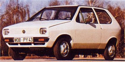 1975 Volkswagen Chicco