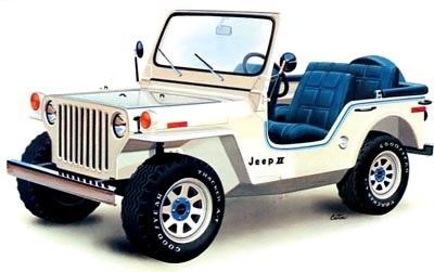1977 Jeep II