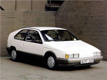 1981 Volkswagen Auto 2000
