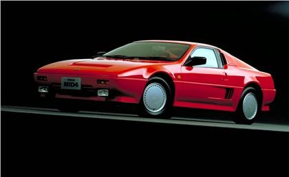 1985 Nissan MID4