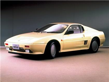 Nissan MID4, 1985