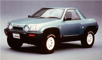 1987 Nissan Judo