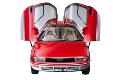 1987 Toyota AXV-II