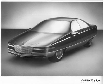 1988 Cadillac Voyage
