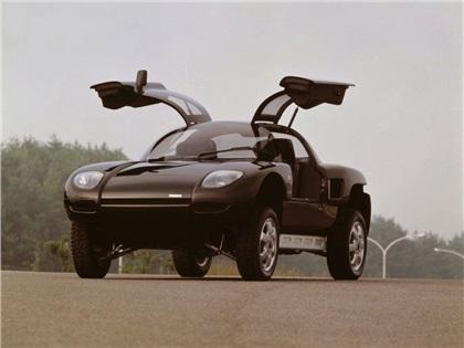 1989 Mazda TD-R