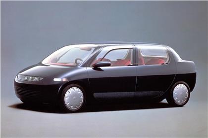 1989 Nissan Boga