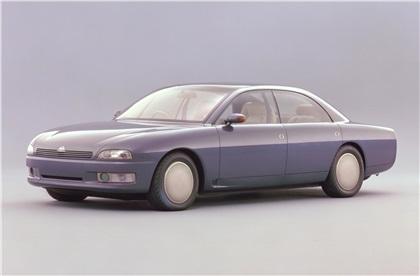 1989 Nissan NEO-X