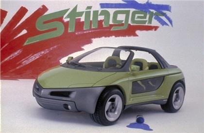 1989 Pontiac Stinger