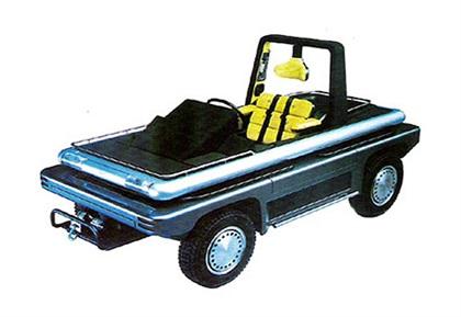 1985 Daihatsu Trek