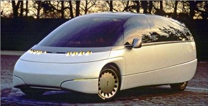 1990 GM HX3 Hybrid Van