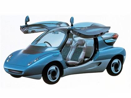 """[Concepts] Les """"vieux"""" concepts ! - Page 20 1991_Mazda_HR-X_02"""