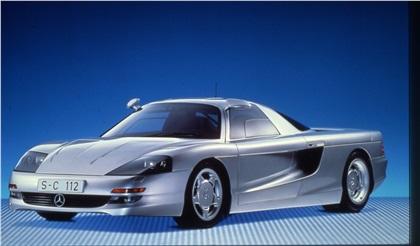 1991 Mercedes-Benz C112 (Coggiola)