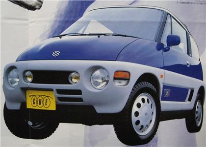 1991 Suzuki CUE