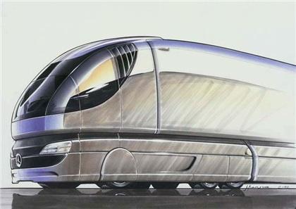 1992 Mercedes-Benz EXT-92