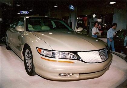 1994 Lincoln Contempra