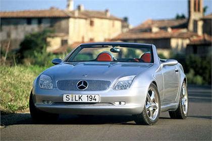 1994 Mercedes-Benz SLK I / SLK II