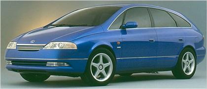 1995 Toyota FLV