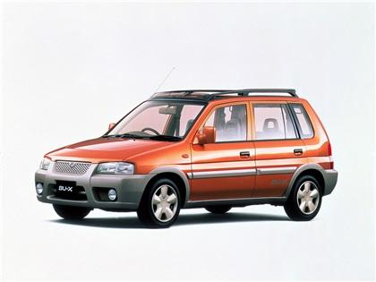 1995 Mazda BU-X