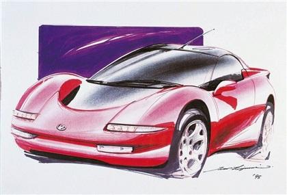 1995 Mazda RX-01