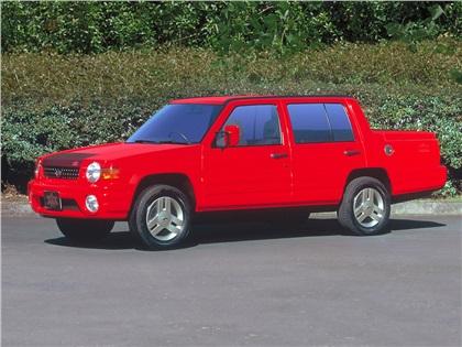 1995 Nissan XIX Concept