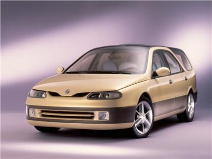 1995 Renault Evado