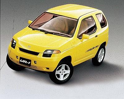 1995 Suzuki UR-1