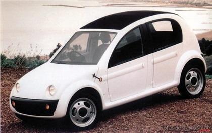 1997 Chrysler CCV (Composite Concept Vehicle)