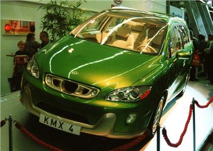 1997 Kia KMX-4