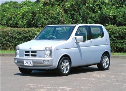 1997 Nissan AL-X