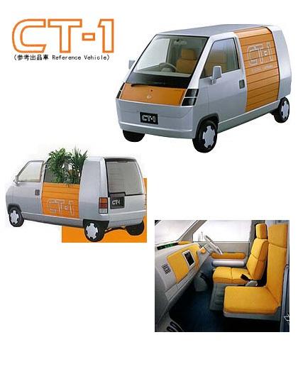 1997 Suzuki CT-1