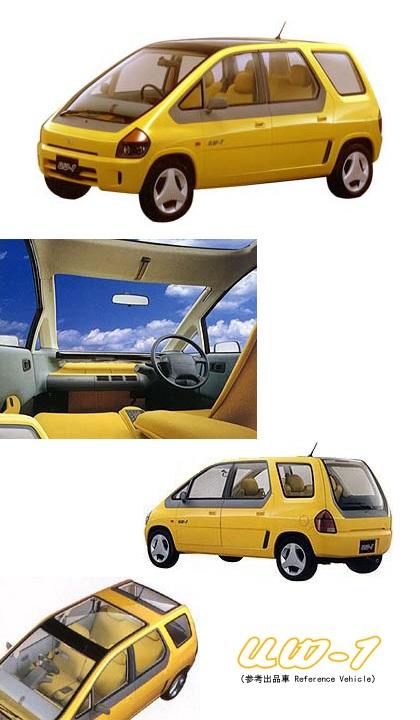 1997 Suzuki UW-1