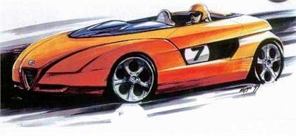 1999 Alfa Romeo Centauri Spider