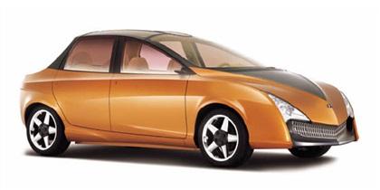1999 Hyundai FGV-II