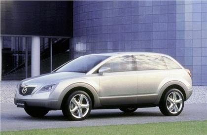 1999 Mazda Nextourer