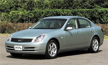 1999 Nissan XVL
