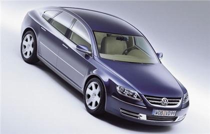 1999 Volkswagen Concept-D