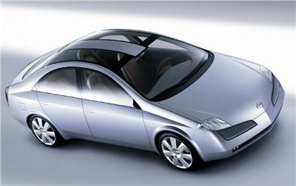 2000 Nissan Fusion