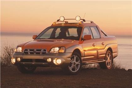 2000 Subaru ST-X