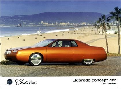 2000 Cadillac Eldorodo