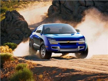 2001 Chevrolet Borrego