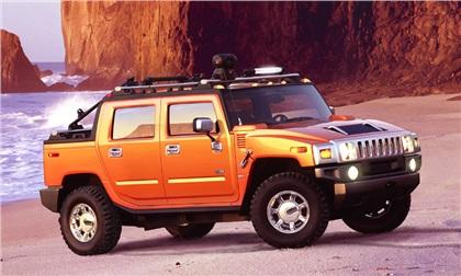 2001 Hummer H2 SUT