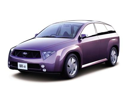 2001 Subaru WX-01 (I.DE.A)
