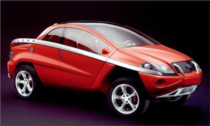 2002 Kia KCV-II
