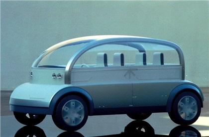 2003 Ford GloCar
