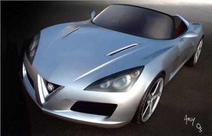 2003 Vauxhall VX Lightning