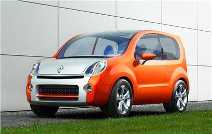 2007 Renault Kangoo Compact