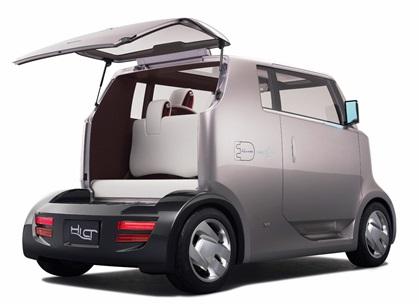 2007 Toyota Hi Ct Concepts