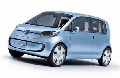 2007 Volkswagen Space Up!